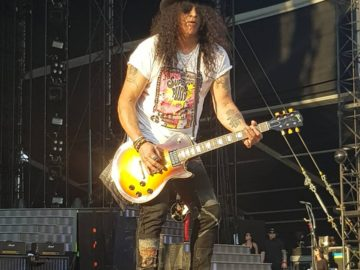 Slash Talks SHadow of Your Love