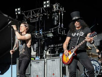 Myles and Slash Aftershock Festival