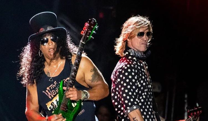 Duff and Slash