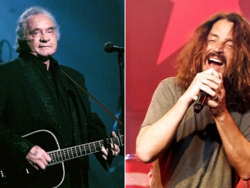 Johnny Cash Chris Cornell Soundgarden