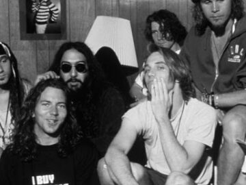 Pearl Jam Soundgarden Members