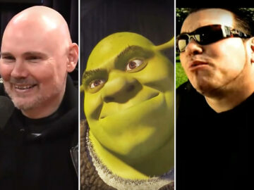 Smashing Pumpkins Smash Mouth Feud Over Shrek