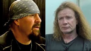 Mike Muir Dave Mustaine