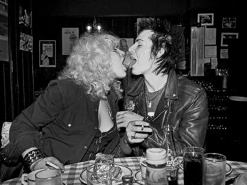 Sid Vicious and Nancy Spungen