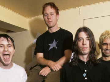 Foo Fighters With William Goldsmith