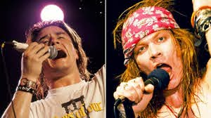 Faith No More - Guns N' Roses